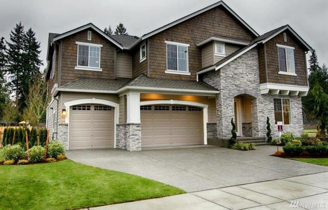 3505 223rd Ave SE Lot 1, Sammamish, WA 98075 (#1147162) :: Ben Kinney Real Estate Team