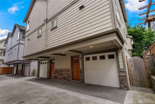 4511-B Evanston Ave N, Seattle, WA 98103 (#1147185) :: Ben Kinney Real Estate Team