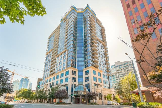 2033 2nd Ave #805, Seattle, WA 98121 (#1147200) :: Ben Kinney Real Estate Team