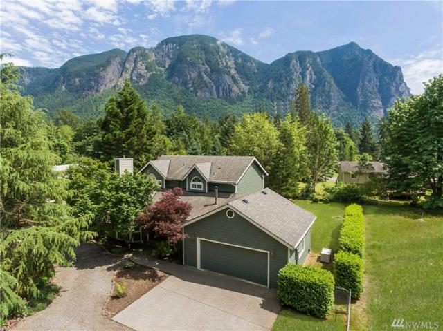 7410 N Fork Road SE, Snoqualmie, WA 98065 (#1147221) :: Ben Kinney Real Estate Team