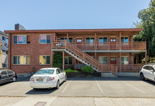 461 N 45th St #4, Seattle, WA 98103 (#1147363) :: Alchemy Real Estate