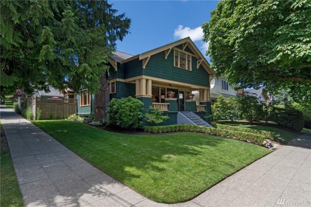 2103 2nd Ave W, Seattle, WA 98119 (#1147380) :: Ben Kinney Real Estate Team