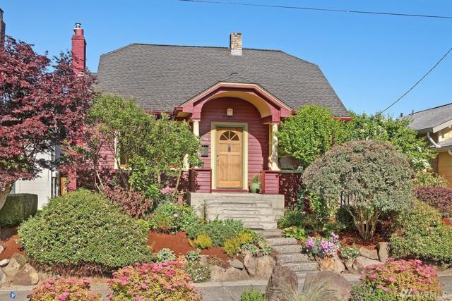 2914 39th Ave SW, Seattle, WA 98116 (#1147385) :: Ben Kinney Real Estate Team