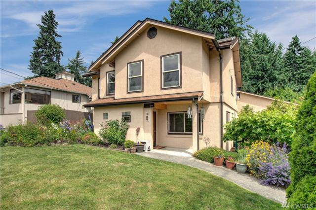128 NE 125th St, Seattle, WA 98125 (#1147488) :: Ben Kinney Real Estate Team