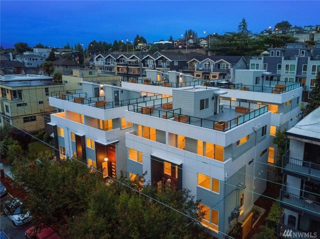 2214-B Franklin Ave E, Seattle, WA 98102 (#1147565) :: Ben Kinney Real Estate Team