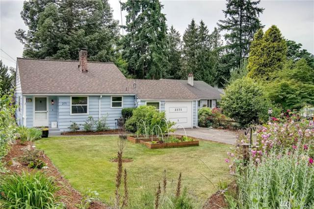 2171 N 128th St, Seattle, WA 98133 (#1147837) :: Ben Kinney Real Estate Team