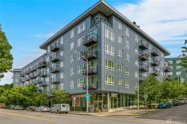 3104 Western Ave #614, Seattle, WA 98121 (#1147902) :: Ben Kinney Real Estate Team
