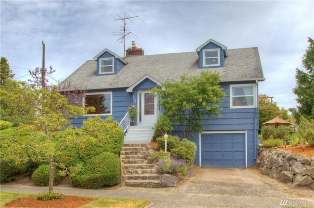 6404 Marshall Ave SW, Seattle, WA 98136 (#1147905) :: Ben Kinney Real Estate Team