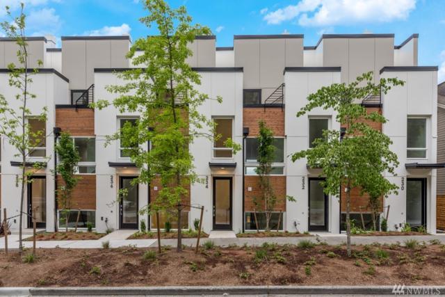 234 26th Ave E, Seattle, WA 98112 (#1147911) :: Ben Kinney Real Estate Team