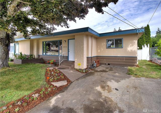 8423 E D St, Tacoma, WA 98445 (#1147920) :: Ben Kinney Real Estate Team