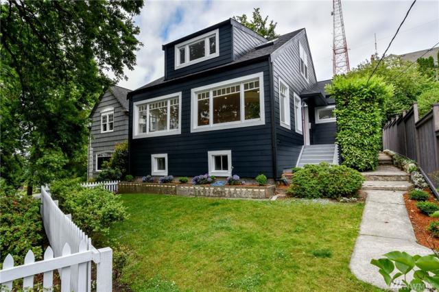 1419 Bigelow Ave N, Seattle, WA 98109 (#1147967) :: Ben Kinney Real Estate Team