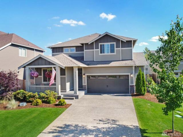 2124 186th St Ct E, Spanaway, WA 98387 (#1148004) :: Ben Kinney Real Estate Team