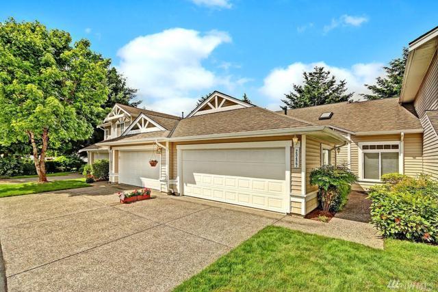 23427 51st Ave S 18-3, Kent, WA 98032 (#1148184) :: Ben Kinney Real Estate Team
