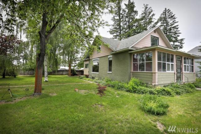 312 Birch St, Waterville, WA 98858 (#1148313) :: Ben Kinney Real Estate Team