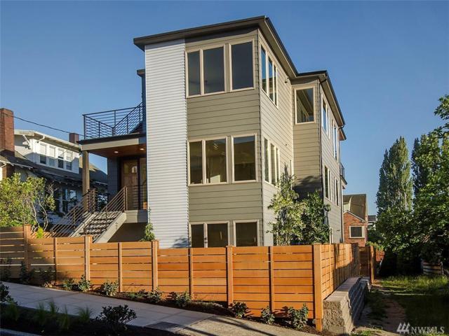 3421 NW 66th St, Seattle, WA 98117 (#1148406) :: Ben Kinney Real Estate Team