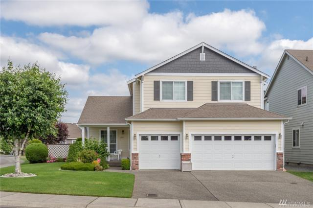 11215 187th St E, Puyallup, WA 98374 (#1148590) :: Ben Kinney Real Estate Team