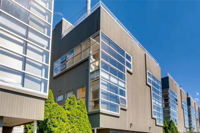 2364 Fairview Ave E #4, Seattle, WA 98102 (#1148600) :: Ben Kinney Real Estate Team