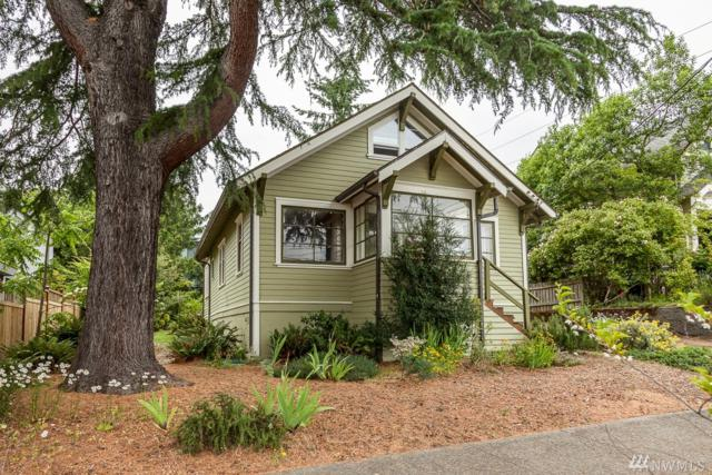 908 NW 58th St, Seattle, WA 98107 (#1148642) :: Ben Kinney Real Estate Team