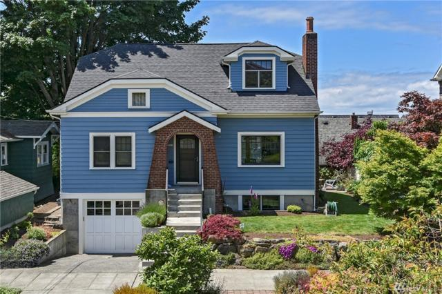 7711 1st Ave NW, Seattle, WA 98117 (#1148706) :: Ben Kinney Real Estate Team