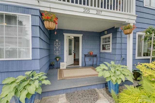 205 7th St, Snohomish, WA 98290 (#1148921) :: Ben Kinney Real Estate Team