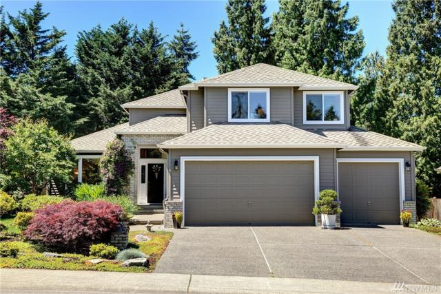 605 NW Everwood Dr, Issaquah, WA 98027 (#1149122) :: Ben Kinney Real Estate Team