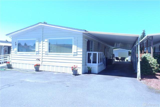 7508 47th Ave NE #30, Marysville, WA 98270 (#1149135) :: Ben Kinney Real Estate Team