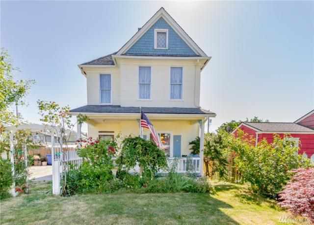 1027 S Trafton St, Tacoma, WA 98405 (#1149201) :: Ben Kinney Real Estate Team