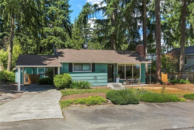 3420 NE 160th St, Lake Forest Park, WA 98155 (#1149206) :: Ben Kinney Real Estate Team