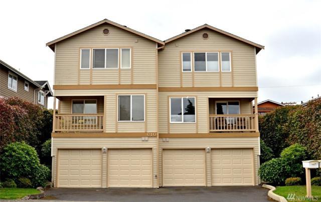 610 Glen Street #2, Edmonds, WA 98020 (#1149225) :: Ben Kinney Real Estate Team