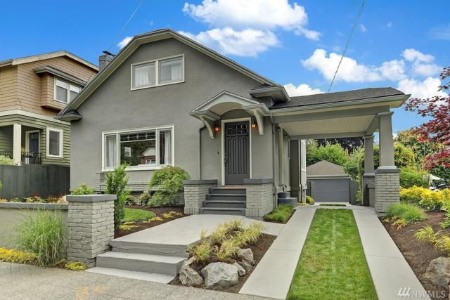 826 34th Ave, Seattle, WA 98122 (#1149290) :: Ben Kinney Real Estate Team