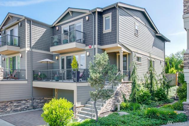 18 6th St, Kirkland, WA 98033 (#1149370) :: Ben Kinney Real Estate Team