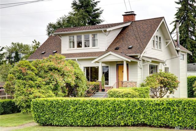 2657 NW 87th St, Seattle, WA 98117 (#1149390) :: Ben Kinney Real Estate Team