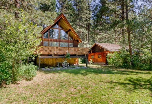 71 Corral Rd, Cle Elum, WA 98922 (#1149441) :: Ben Kinney Real Estate Team