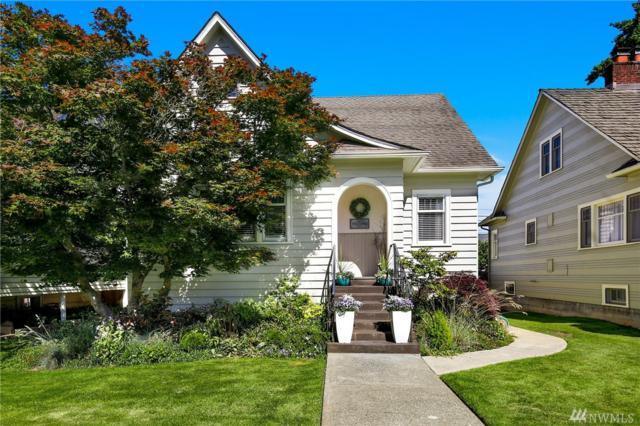 1415 Oakes Ave, Everett, WA 98201 (#1149539) :: Ben Kinney Real Estate Team