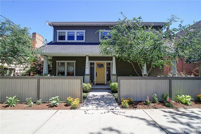 114 30th Ave S, Seattle, WA 98144 (#1149542) :: Ben Kinney Real Estate Team