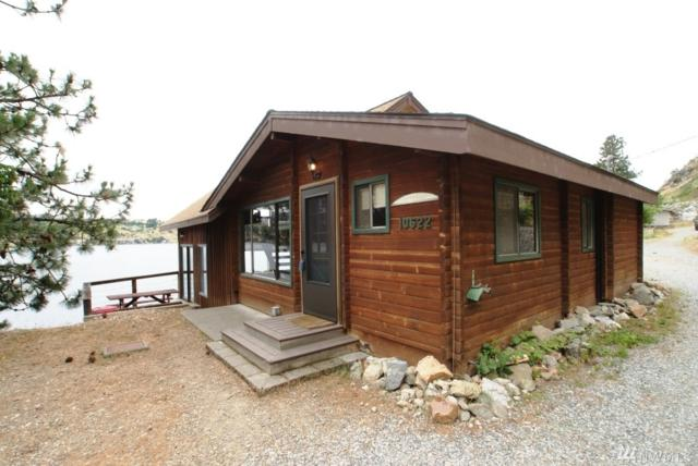 10622 S Lakeshore Rd, Chelan, WA 98816 (#1149626) :: Ben Kinney Real Estate Team