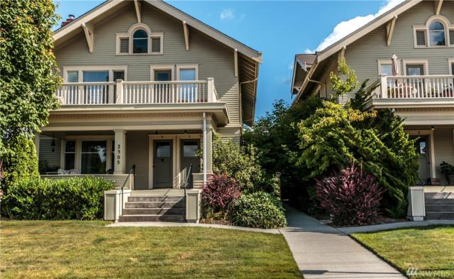 2505 California St A, Everett, WA 98201 (#1149677) :: Ben Kinney Real Estate Team