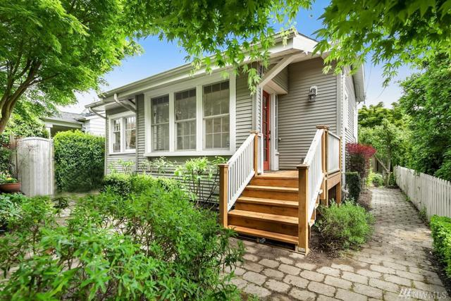 4740 Latona Ave NE, Seattle, WA 98105 (#1149889) :: Ben Kinney Real Estate Team