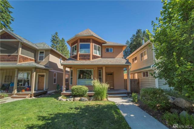 406 Cedar St, Leavenworth, WA 98826 (#1149907) :: Ben Kinney Real Estate Team