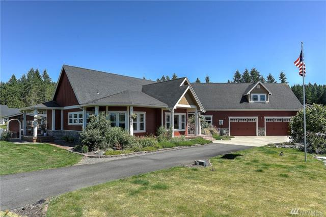 8640 Spurgeon Creek Rd SE, Olympia, WA 98513 (#1149960) :: Ben Kinney Real Estate Team