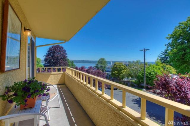 501 N D St #8, Tacoma, WA 98403 (#1150021) :: Homes on the Sound