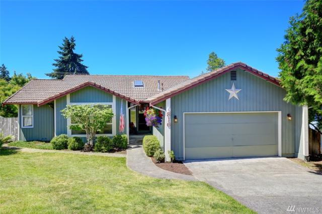 816 23rd St SW, Puyallup, WA 98371 (#1150085) :: Ben Kinney Real Estate Team