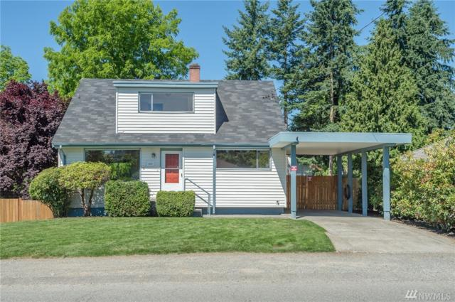 1215 K St NE, Auburn, WA 98002 (#1150197) :: Ben Kinney Real Estate Team