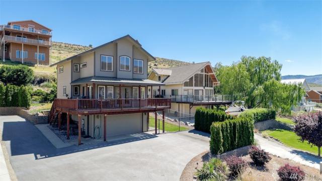 380 W Beach Drive, Orondo, WA 98843 (#1150236) :: Ben Kinney Real Estate Team