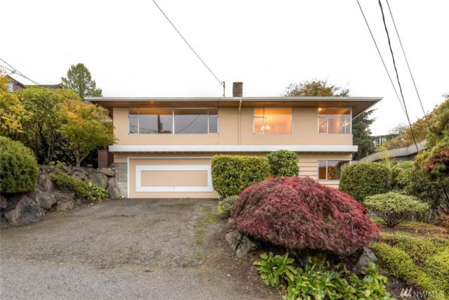 3127 NW 93rd St, Seattle, WA 98117 (#1150303) :: Ben Kinney Real Estate Team