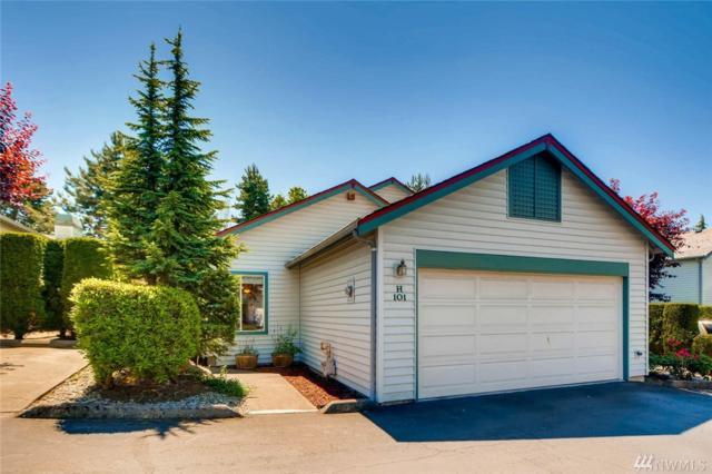23501 112th Ave SE H101, Kent, WA 98031 (#1150380) :: Keller Williams - Shook Home Group