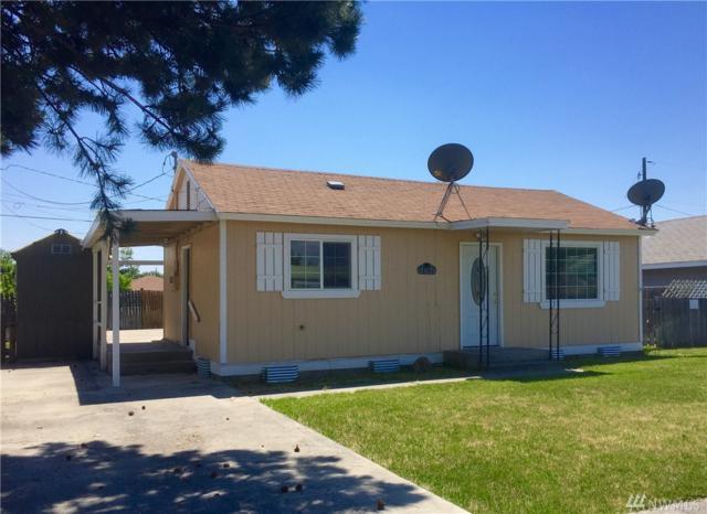 2107 W Spruce St, Moses Lake, WA 98837 (#1150680) :: Ben Kinney Real Estate Team