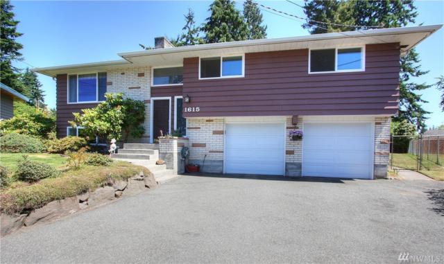1615 N 197th Place, Shoreline, WA 98133 (#1151012) :: Ben Kinney Real Estate Team
