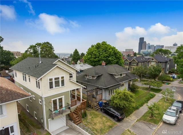 1709 E Marion St, Seattle, WA 98122 (#1151505) :: Ben Kinney Real Estate Team