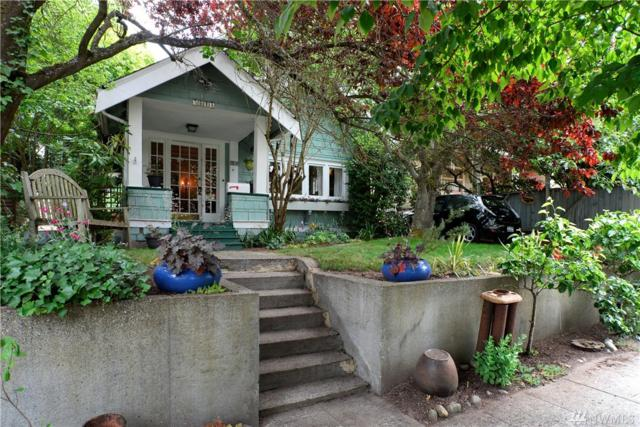 5618 12th Ave NE, Seattle, WA 98105 (#1151689) :: Ben Kinney Real Estate Team
